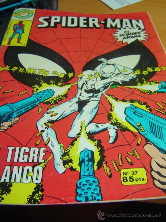 SPIDERMAN COMIC BRUGUERA Nº 37 -Nº 41 . (Tebeos y Comics - Bruguera - Otros)