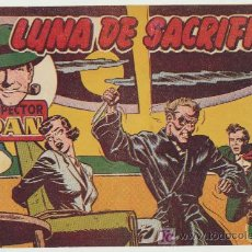 Tebeos: INSPECTOR DAN Nº 35. BRUGUERA 1951.. Lote 20765799
