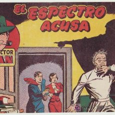 Tebeos: INSPECTOR DAN Nº 29. BRUGUERA 1951.. Lote 20766056