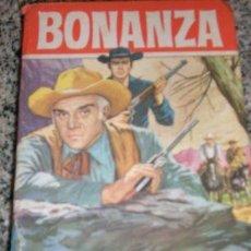 Tebeos: BONANZA EN EL REGRESO A LA PONDEROSA - EDITORIAL BRUGUERA - ESPAÑA - 1965. Lote 20989399