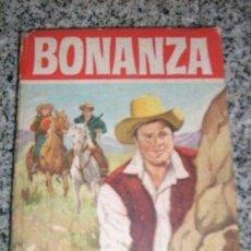Tebeos: BONANZA - BURT MAYER, EL CHARLATAN - EDITORIAL BRUGUERA - ESPAÑA - 1963. Lote 20989465