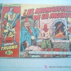 Tebeos: CAPITAN TRUENO Nº 27 BRUGUERA ORIGINAL AMBROS. Lote 54025608