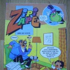 Tebeos: ZIPI Y ZAPE - Nº 615 - 1985. Lote 21076184
