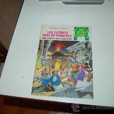 Tebeos: JOYAS LITERARIAS JUVENILES NÚMERO 25: LOS ÚLTIMOS DÍAS DE POMPEYA ( LABERINTO ROJO ). Lote 26288277