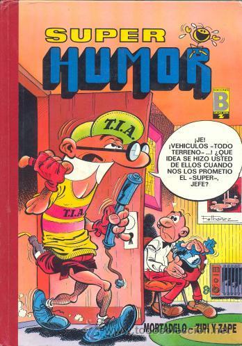 SUPER HUMOR VOLUMEN 60 - 1ª EDICION - EDITORIAL BRUGUERA (Tebeos y Comics - Bruguera - Super Humor)