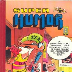 Tebeos: SUPER HUMOR VOLUMEN 60 - 1ª EDICION - EDITORIAL BRUGUERA. Lote 26362854
