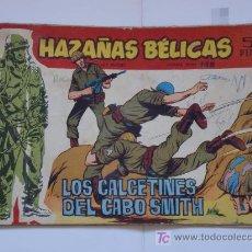 Tebeos: HAZAÑAS BELICAS Nº 149 ROJA ORIGINAL. Lote 21187687
