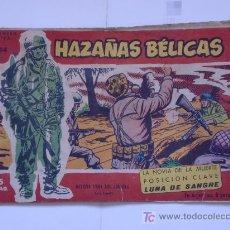 Tebeos: HAZAÑAS BELICAS Nº 84 ROJA NUMERO EXTRA ORIGINAL. Lote 21187757