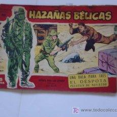 Tebeos: HAZAÑAS BELICAS Nº 98 ROJA NUMERO EXTRA ORIGINAL. Lote 21187805
