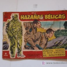 Tebeos: HAZAÑAS BELICAS Nº 102 ROJA NUMERO EXTRA ORIGINAL. Lote 26916377