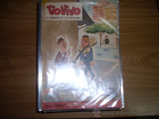 EDITORIAL TIO VIVO 2 EPOCA NUMERO 162 (Tebeos y Comics - Bruguera - Tio Vivo)