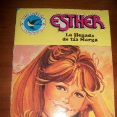 Tebeos: ESTHER Nº 103 JOYAS LITERARIAS JUVENILES SERIE AZUL 1978 . Lote 21356741