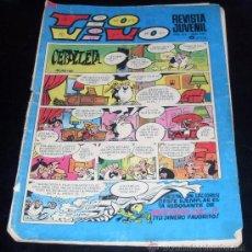 Tebeos: TIO VIVO - Nº 535 - BRUGUERA - 1971. Lote 26629451