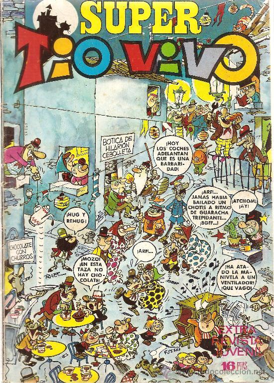 SUPER TIO VIVO NUMERO 1 (Tebeos y Comics - Bruguera - Tio Vivo)