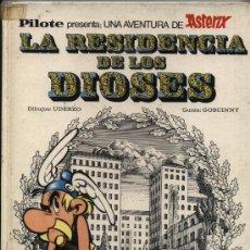 Tebeos: LA RESIDENCIA DE LOS DIOSES. PILOTE - BRUGUERA 1972.. Lote 21377702