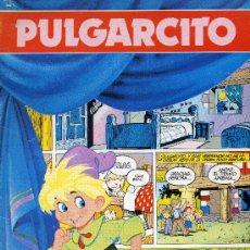 Tebeos: PULGARCITO (COLECCIÓN TURQUESA. LAIDA, 1981). DIBUJOS BEAUMONT, EL AUTOR DEL CAPITAN TRUENO. Lote 21391497
