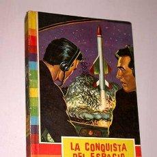 Tebeos: LA CONQUISTA DEL ESPACIO. ELLIOT DOOLEY. COLECCIÓN IRIS Nº 35 BRUGUERA, 1961. ROSO, BLANES. AVIACIÓN. Lote 25619187