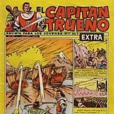 Tebeos: EL CAPITÁN TRUENO EXTRA Nº 37. Lote 26847137