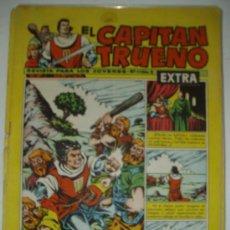 Tebeos: EL CAPITÁN TRUENO EXTRA Nº 43. Lote 26847138