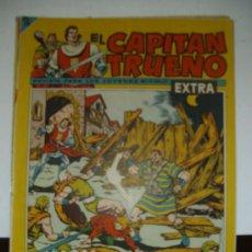 Tebeos: EL CAPITÁN TRUENO EXTRA Nº 186. Lote 26847136