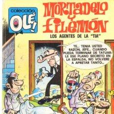 Tebeos: TEBEOS-COMICS GOYO - MORTADELO Y FILEMON - LOS AGENTES DE LA TIA 223 *BB99. Lote 21680560
