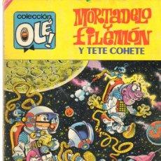 Tebeos: TEBEOS-COMICS GOYO - MORTADELO Y FILEMON - EL CACAO ESPACIAL OLE 304 *AA99. Lote 21680628