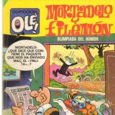 Tebeos: TEBEOS-COMICS GOYO - MORTADELO Y FILEMON - OLIMPIADA DEL HUMOR 94 *BB99. Lote 21680760