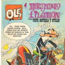 Tebeos: TEBEOS-COMICS GOYO - MORTADELO Y FILEMON - OLIMPIADA DE DISPARATES 253 -1ª EDIC *AA99. Lote 21680793