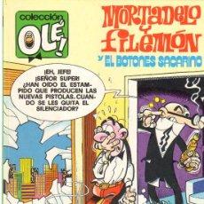 Tebeos: TEBEOS-COMICS GOYO - MORTADELO Y FILEMON - A POR EL NIÑO 103 *BB99. Lote 21680891
