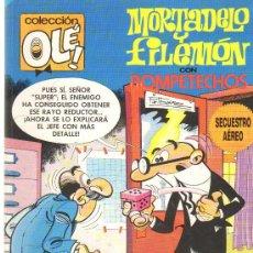 Tebeos: TEBEOS-COMICS GOYO - MORTADELO Y FILEMON - SECUESTRO AEREO 229 *BB99. Lote 21680896