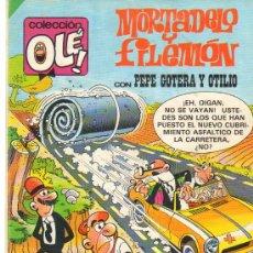 Tebeos: TEBEOS-COMICS GOYO - MORTADELO Y FILEMON - SU EFICIENCIA NO TIENE LIMITES 286 -1ª EDIC *AA99. Lote 21680978