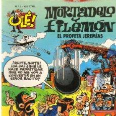 Tebeos: TEBEOS-COMICS GOYO - MORTADELO Y FILEMON - EL PROFETA JEREMIAS Nº 2 *BB99. Lote 21681101