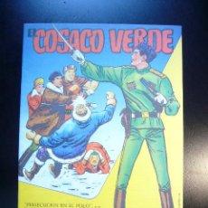Tebeos: EL COSACO VERDE EXTRA DE VERANO 1961 EDICION FACSIMIL ......C12 EAC. Lote 25469349