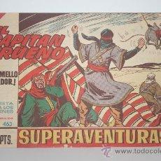 Tebeos: EL CAPITAN TRUENO -- EDICION ORIGINAL (1968). Lote 27439420