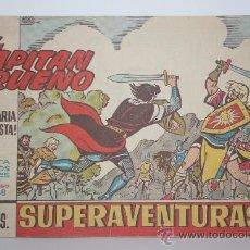 Tebeos: EL CAPITAN TRUENO -- EDICION ORIGINAL (1968). Lote 27439425