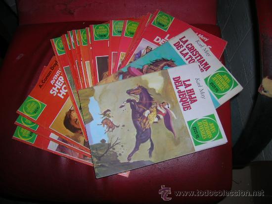 Tebeos: COLECCION JOYAS LITERARIAS JUVENILES BRUGUERA VER FOTOS - Foto 3 - 27317930
