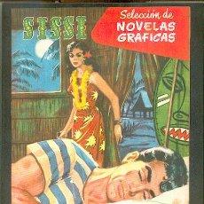 Tebeos - SISSI SELECCIÓN NOVELAS GRÁFICAS Nº 90, EDITORIAL BRUGUERA - 21918424