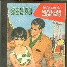 Tebeos: SISSI SELECCIÓN NOVELAS GRÁFICAS Nº 82, EDITORIAL BRUGUERA. Lote 21918480