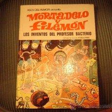 Tebeos: COMIC TAPA DURA MORTADELO Y FILEMON.. Lote 21980092