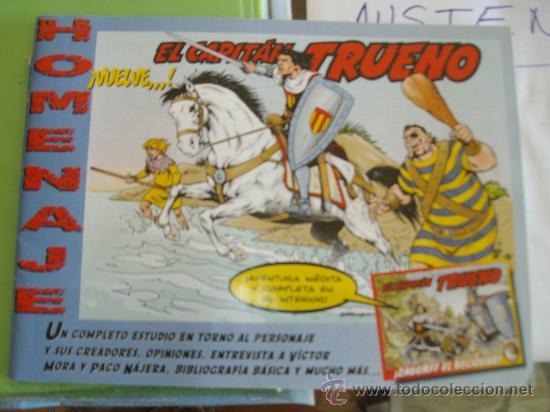 ZAGORFF EL BELICOSO (Tebeos y Comics - Bruguera - Capitán Trueno)