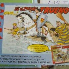 Tebeos: ZAGORFF EL BELICOSO. Lote 222356471