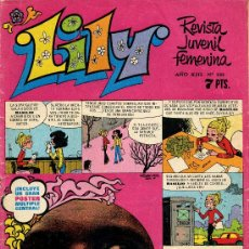 Tebeos: LILY Nº 585. Lote 22114459