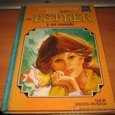 Tebeos: ESTHER Y SU MUNDO Nº 3 SERIE AZUL NUEVA EDICION REVISADA 4ª EDICION 1985 EDITORIAL BRUGUERA. Lote 22128203