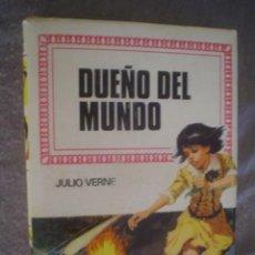 Tebeos: JULIO VERNE: DUEÑO DEL MUNDO - HISTORIAS INFANTIL Nº 34. Lote 22154067