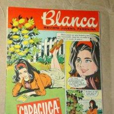 Tebeos: BLANCA Nº 74. REVISTA JUVENIL FEMENINA, BRUGUERA 1962. IBÁÑEZ, SEGURA, CARDÉ, BATLLE, CASVINER. ++++. Lote 26948910
