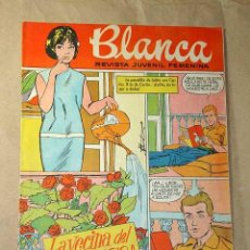 Tebeos: BLANCA Nº 76. REVISTA JUVENIL FEMENINA, BRUGUERA 1962. SEGURA, FALGUERA, CARRILLO. ISABELLE AUBRET. . Lote 26948911
