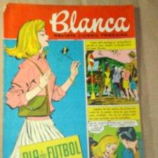 Tebeos: BLANCA Nº 78. REVISTA JUVENIL FEMENINA, BRUGUERA 1962. SEGURA, REDONDO, ARIMÓN. JULIETTE GRECO. ++++. Lote 26948912