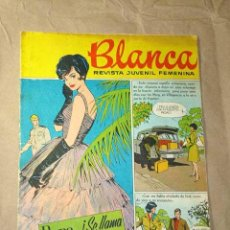 Tebeos: BLANCA Nº 79. REVISTA JUVENIL FEMENINA, BRUGUERA 1962. IBÁÑEZ, SEGURA, CARDÉ, ALZAMORA, IGLESIAS. ++. Lote 26948913