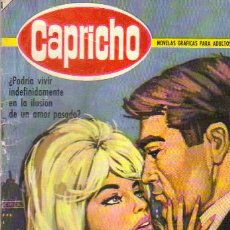 CAPRICHO NOVELAS GRAFICAS PARA ADULTOS S/N 1966 (OBSEQUIO DETERGENTE HADA,VER DORSO)