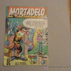 Tebeos: 3 TEBEOS DE MORTADELO: MORTADELO N. 3; SUPERMORTADELO N. 46 Y MORTADELO ESPECIAL. Lote 22331598